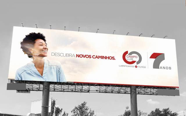 Campanha 7 anos Campolub